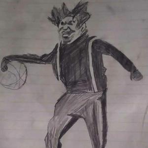 我会唱,跳,rap,篮球。