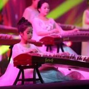 古筝女孩王阳