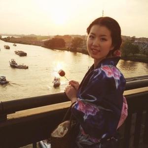 小黄鸭在东京