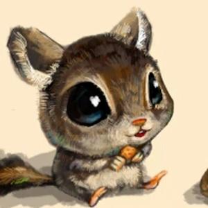 小松鼠美食
