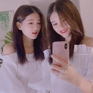 四川🎈双胞胎小梅小霞🎈
