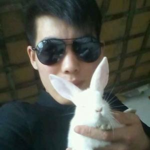 (^ω^)=☞月兔