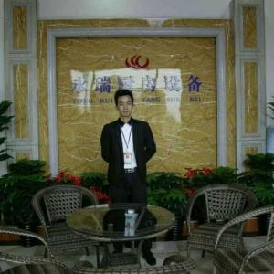 永瑞厨具有限公司业务经理小唐