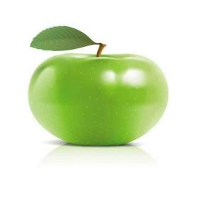 把苹果咬哭