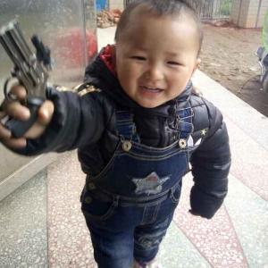 杨利华的儿子