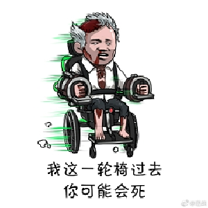 轮椅z博士