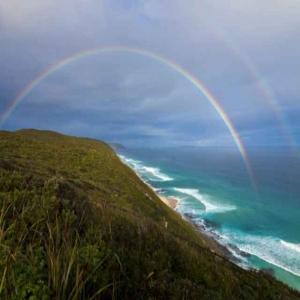 Rainbow点缀