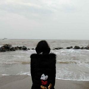 那片星空下的海