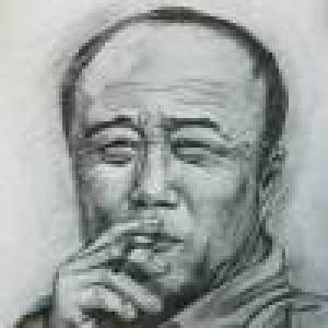 """Great  man  Mr"""" Hu"""