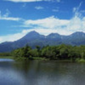 ▲万水、千山々